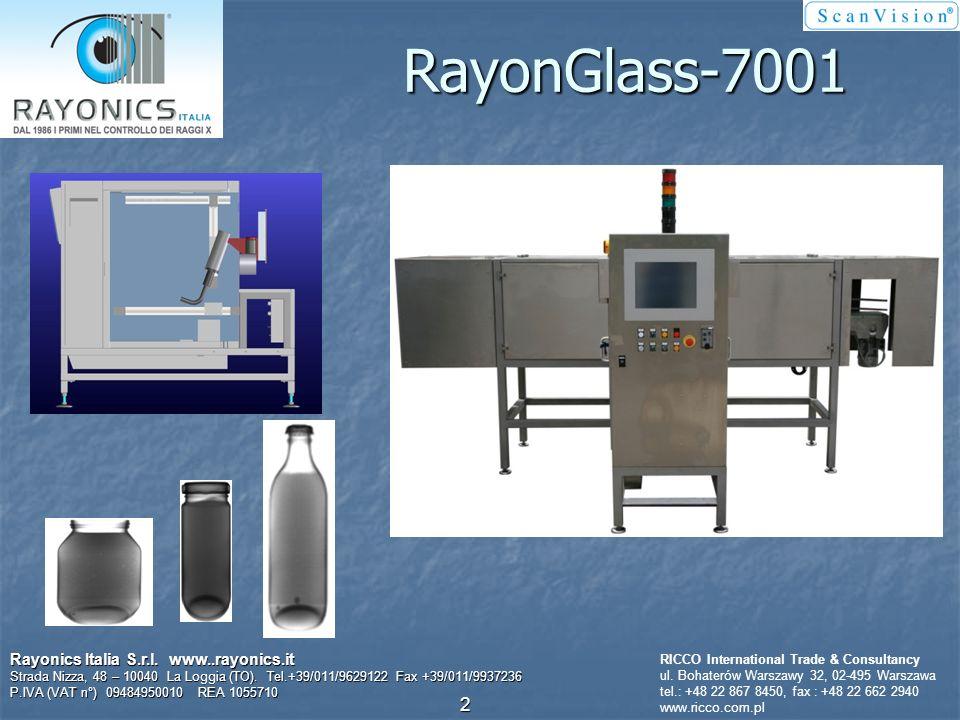 Oliwki i wiśnie Efektywność: Efektywność: Rayonics Italia S.r.l.
