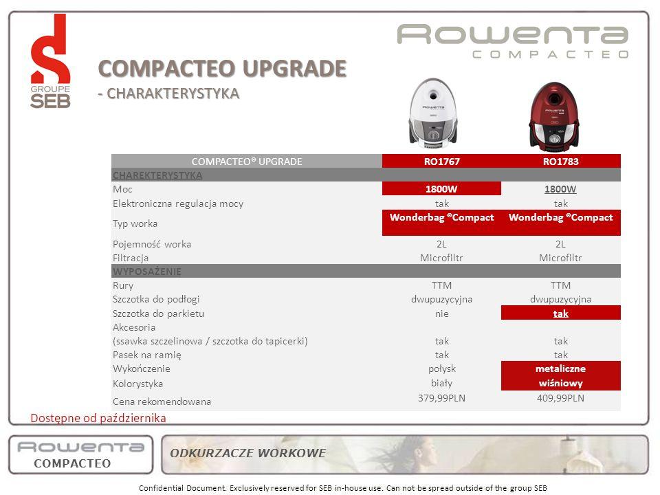 Nowy rodzaj worka Wonderbag® przeznaczony do odkurzaczy Compacteo SBU Home Care – IPC 2008 - New Products Presentation.