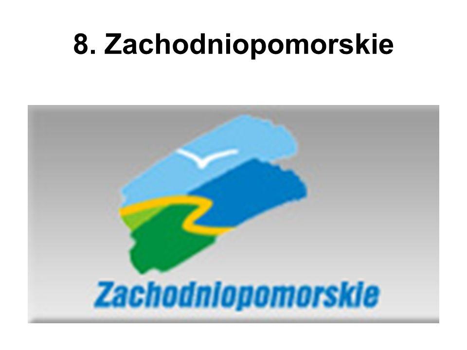 8. Zachodniopomorskie