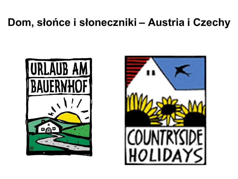 Dom, słońce i słoneczniki – Austria i Czechy
