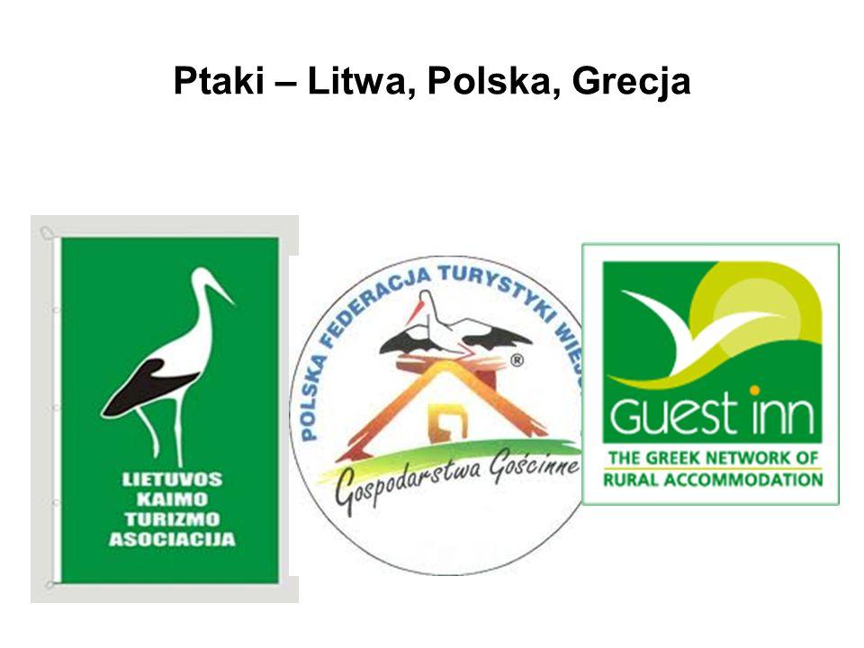 Ptaki – Litwa, Polska, Grecja