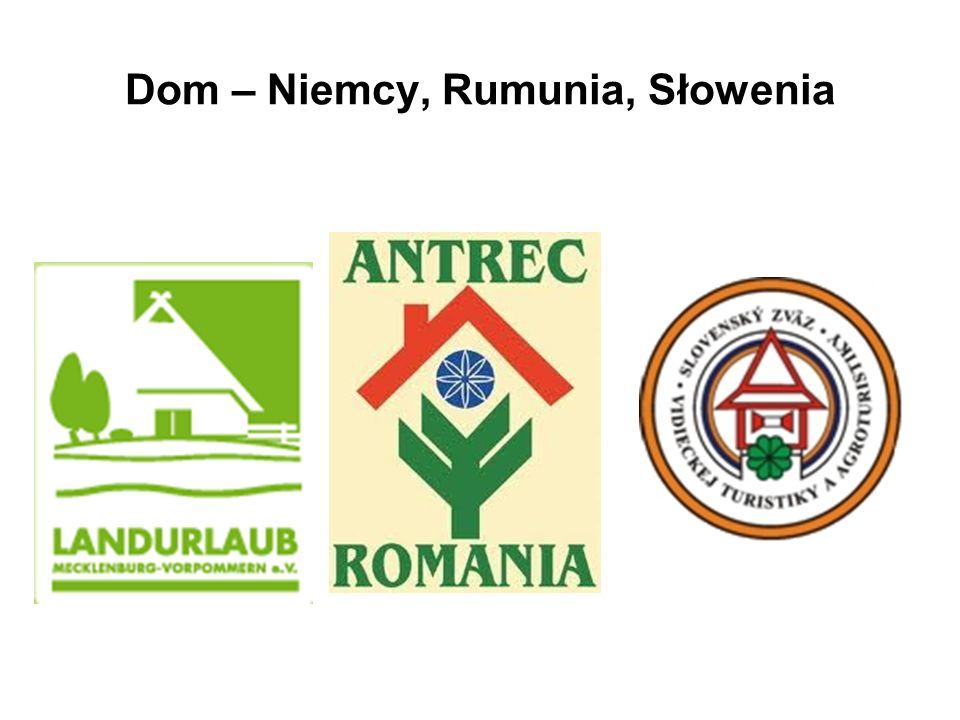 Dom – Niemcy, Rumunia, Słowenia