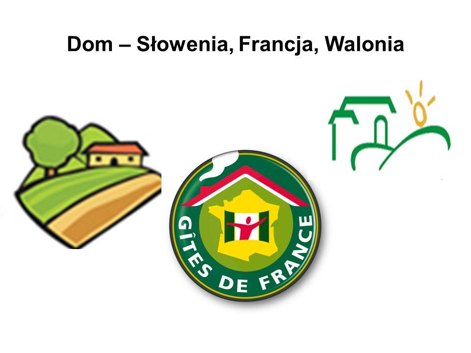 Dom – Słowenia, Francja, Walonia