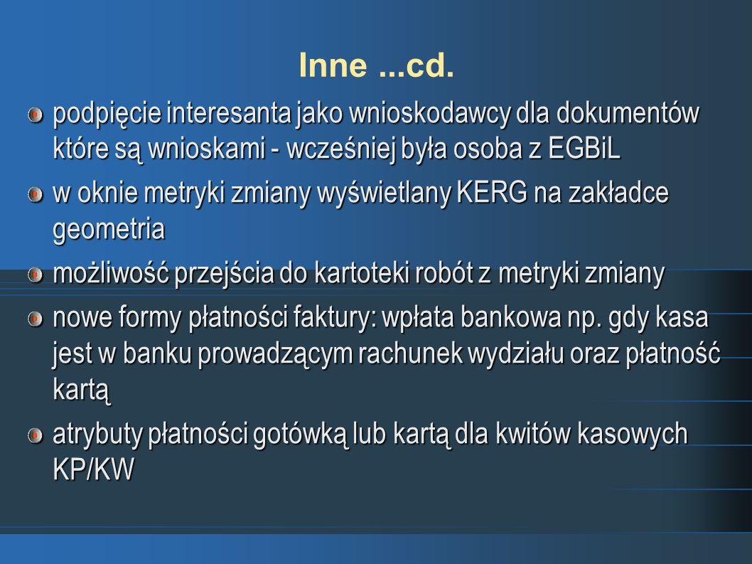 Inne...cd.