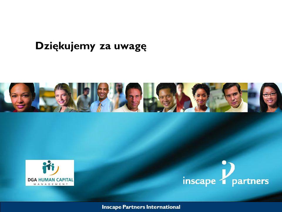 Dziękujemy za uwagę 22 Inscape Partners International