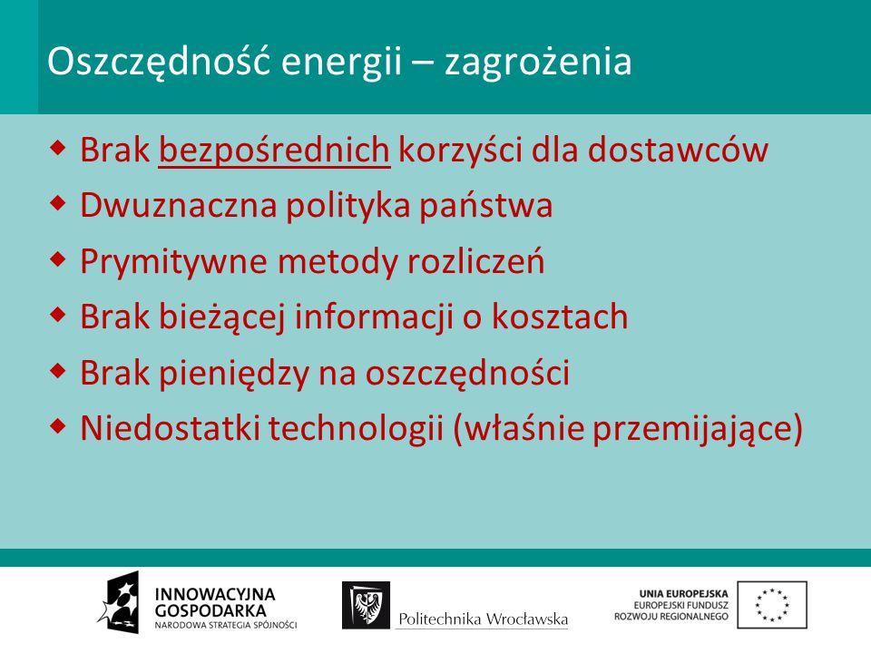 3.Bezpieczeństwo energii Określenie problemu Ochrona.