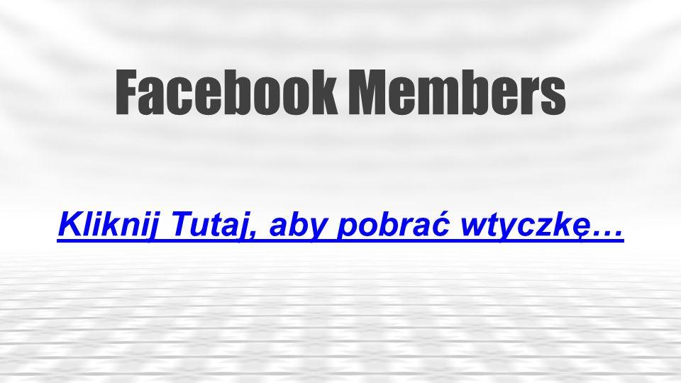 Facebook Page Promoter LightBox Kliknij Tutaj, aby pobrać wtyczkę…