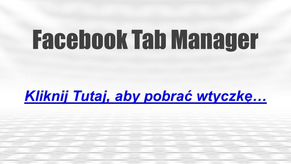 Simple Facebook Connect Kliknij Tutaj, aby pobrać wtyczkę…