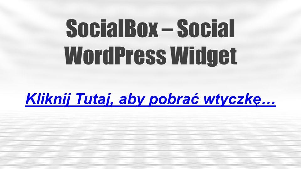 WordPress Social Share Kliknij Tutaj, aby pobrać wtyczkę…