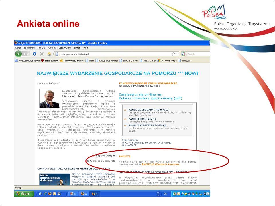 Ankieta online