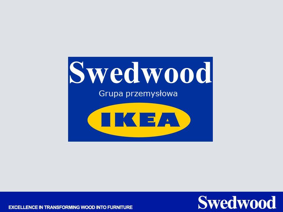 Swedwood Grupa przemysłowa