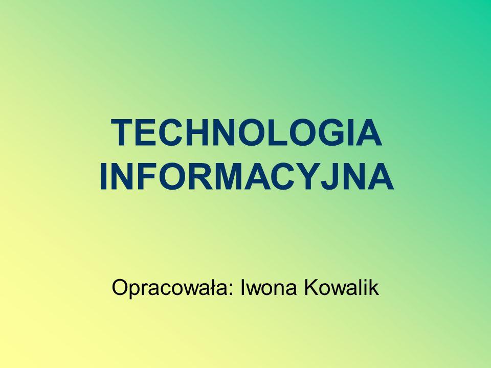 Współczesna TI wyrosła na komputerach, a jej decydujące znaczenie dla życia społeczeństw upoważnia do nazwania jej technologią, która definiuje koniec XX wieku jako erę informacji i jej technologii.