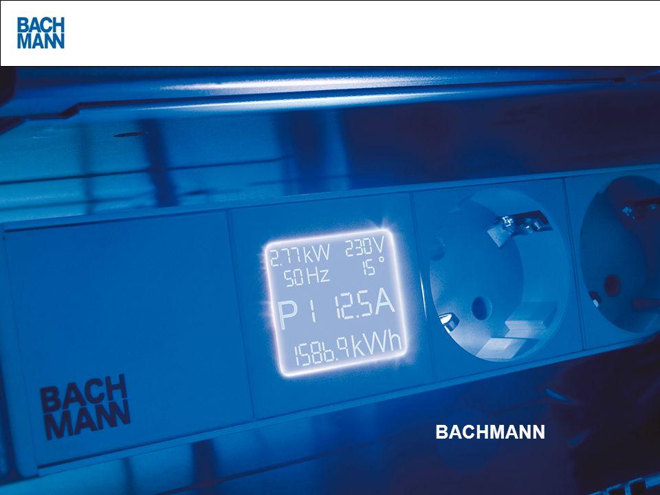 Grupa Bachmann Zarząd Stuttgart / Germany Bachmann Zarząd Stuttgart / Germany Bachmann GmbH & Co.