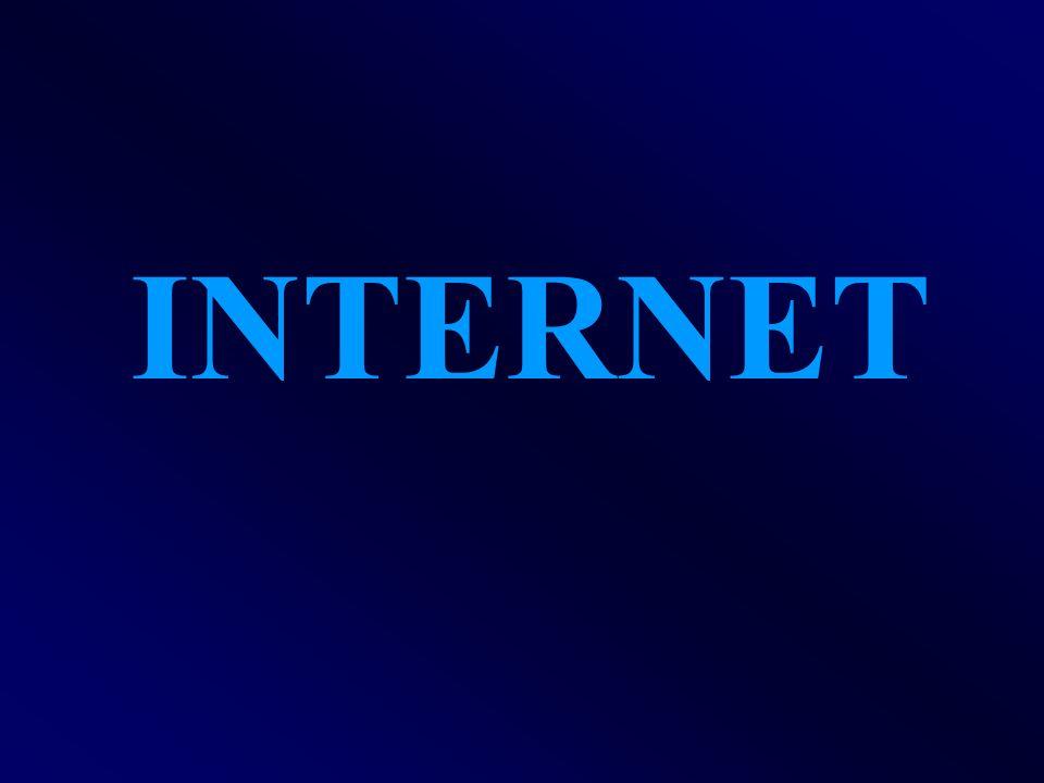 SŁOWNICZEK INTERNETOWY PROGRAMY KOMUNIKACYJNE PRZEGLĄDARKI INTERNETOWE MODEMY WYSZYKIWARKI INTERNETOWE KONFIGURACJA POŁĄCZENIA INTERNETOWEGOKONFIGURACJA POŁĄCZENIA INTERNETOWEGO