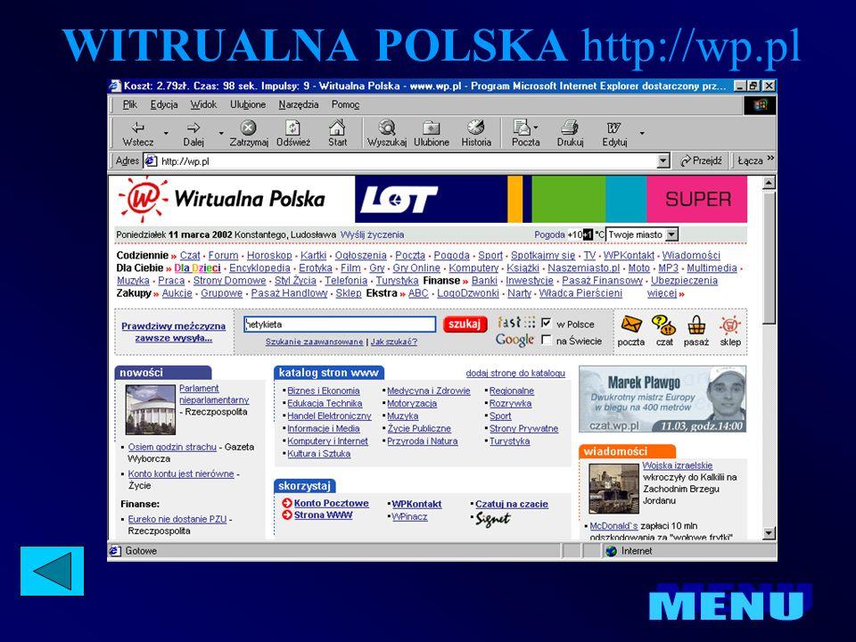 Przeglądarka jest najważniejszą częścią oprogramowania internetowego.