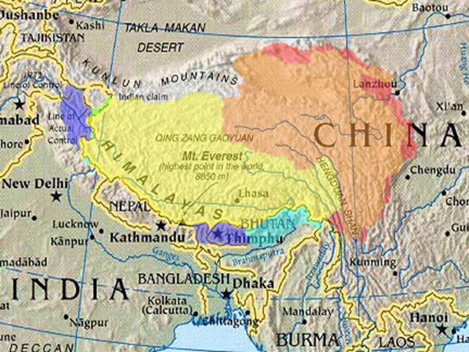 Fauna Tybetu Najbardziej charakterystycznym zwierzęciem Tybetu jest jak.