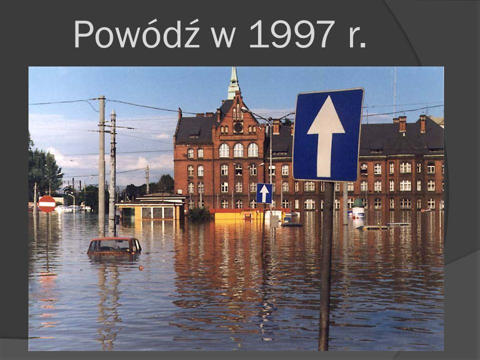Powódź w 1997 r.