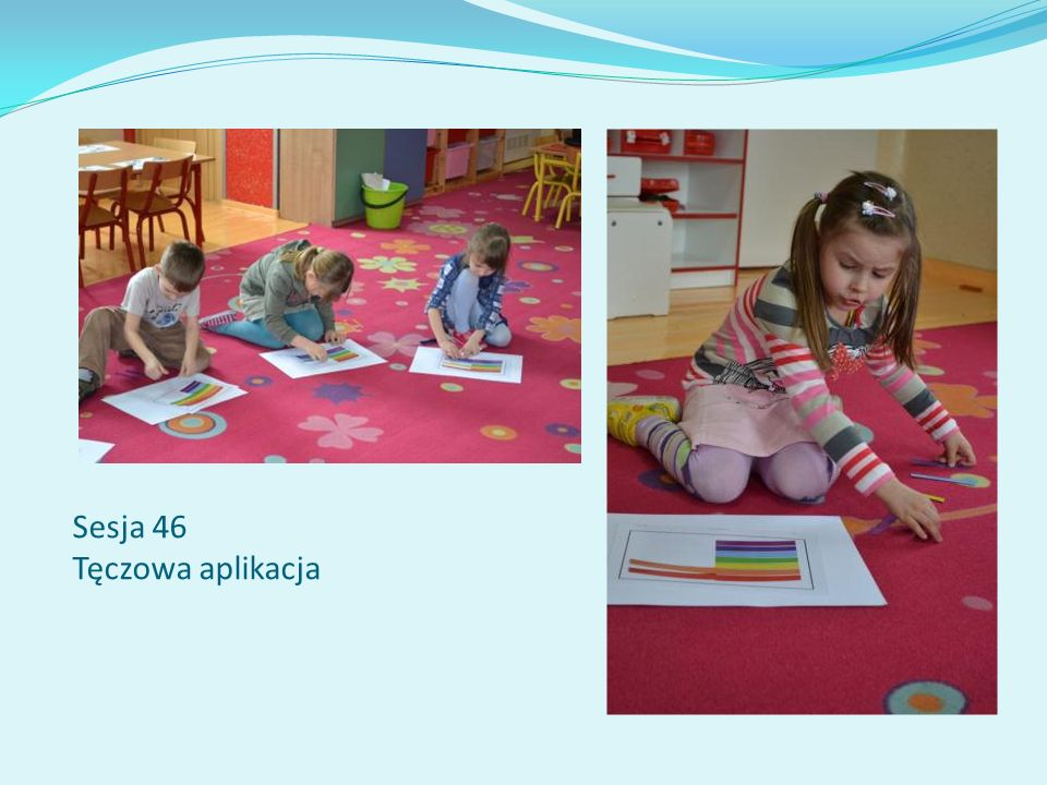 Sesja 46 Tęczowa aplikacja