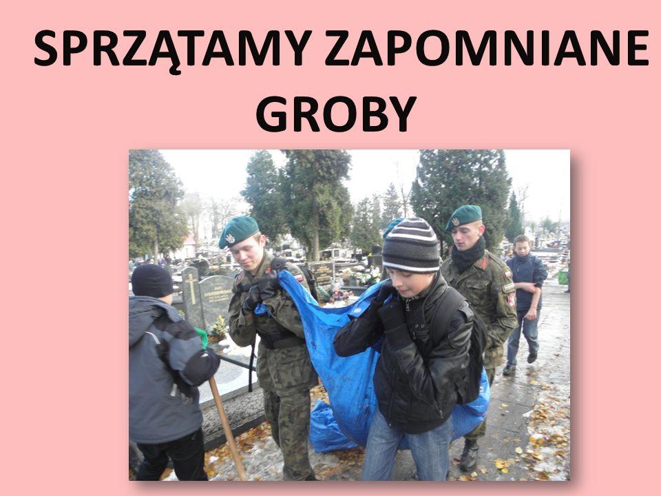 osób zasłużonych dla historii Polski
