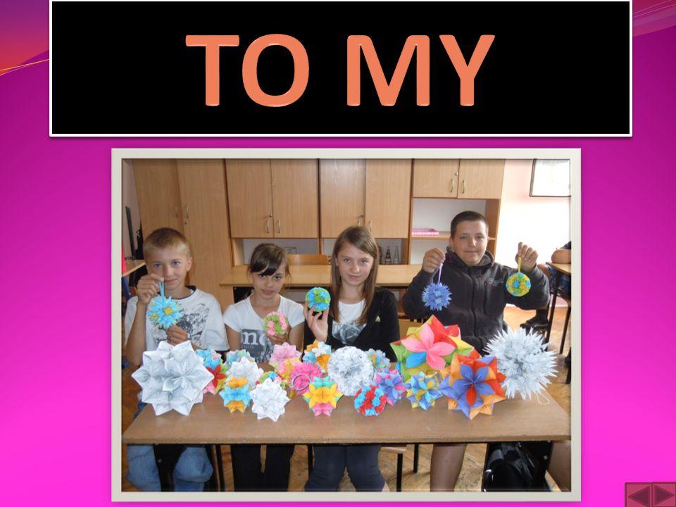 Podsumowanie Realizując projekt Matematyka z papieru przeglądaliśmy zasoby internetu, uważaliśmy na zajęciach i nauczyliśmy się składać kusudamy.