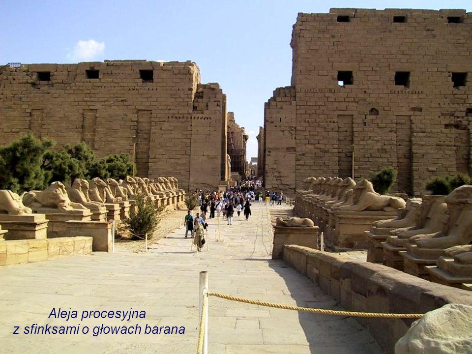 Świątynia Amona Karnak