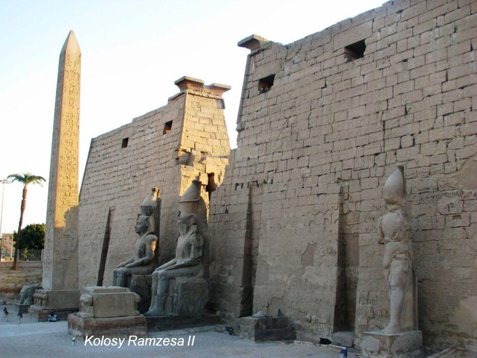 Świątynia Narodzin Amona Luksor