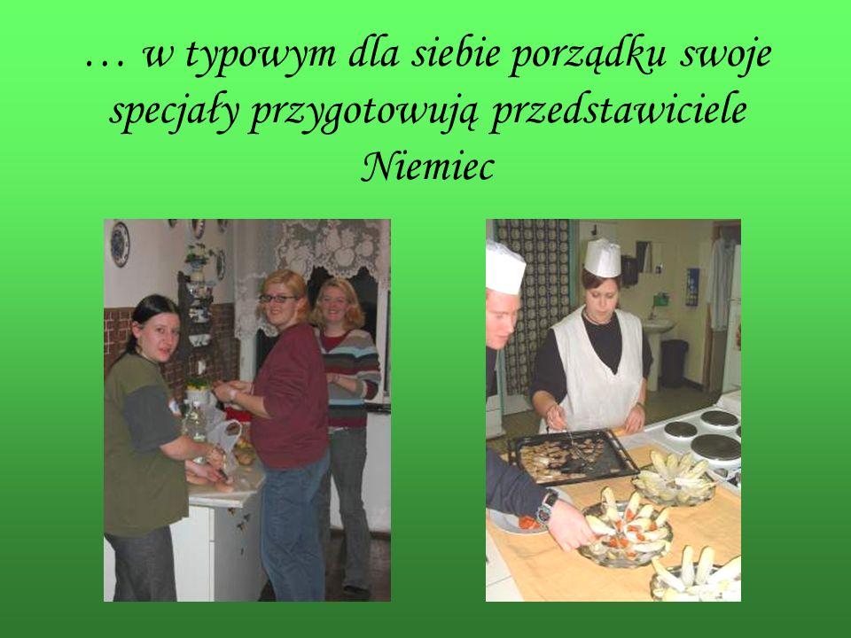 Specjały kuchni włoskiej