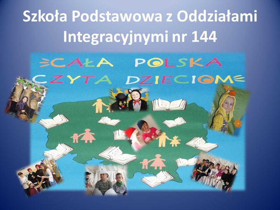 Szkoła Podstawowa z Oddziałami Integracyjnymi nr 144