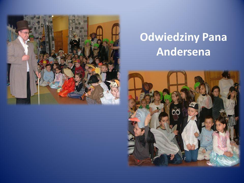Odwiedziny Pana Andersena