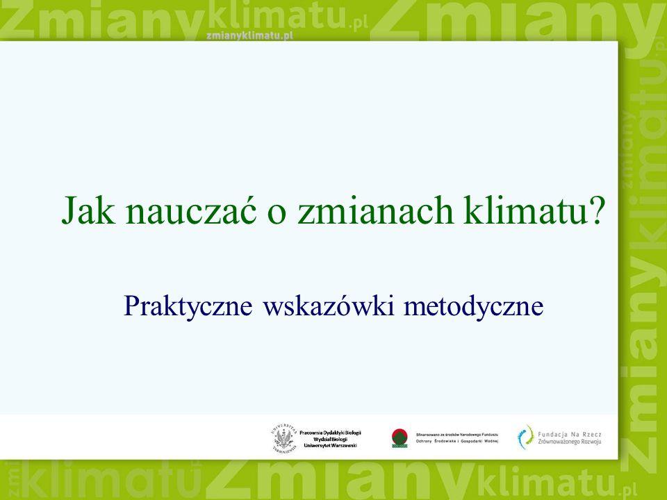 Ty też masz wpływ na zmiany klimatu - http://ec.europa.eu/environment/climat/campaign/index_pl.htm http://ec.europa.eu/environment/climat/campaign/index_pl.htm Kampania Komisji Europejskiej, która ma pomóc wszystkim zainteresowanym wnieść osobisty wkład w ograniczanie zmian klimatu.