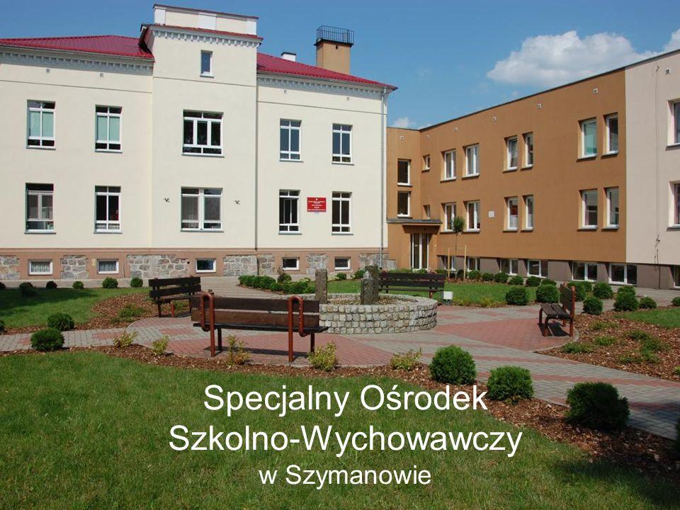 Specjalny Ośrodek Szkolno-Wychowawczy w Szymanowie