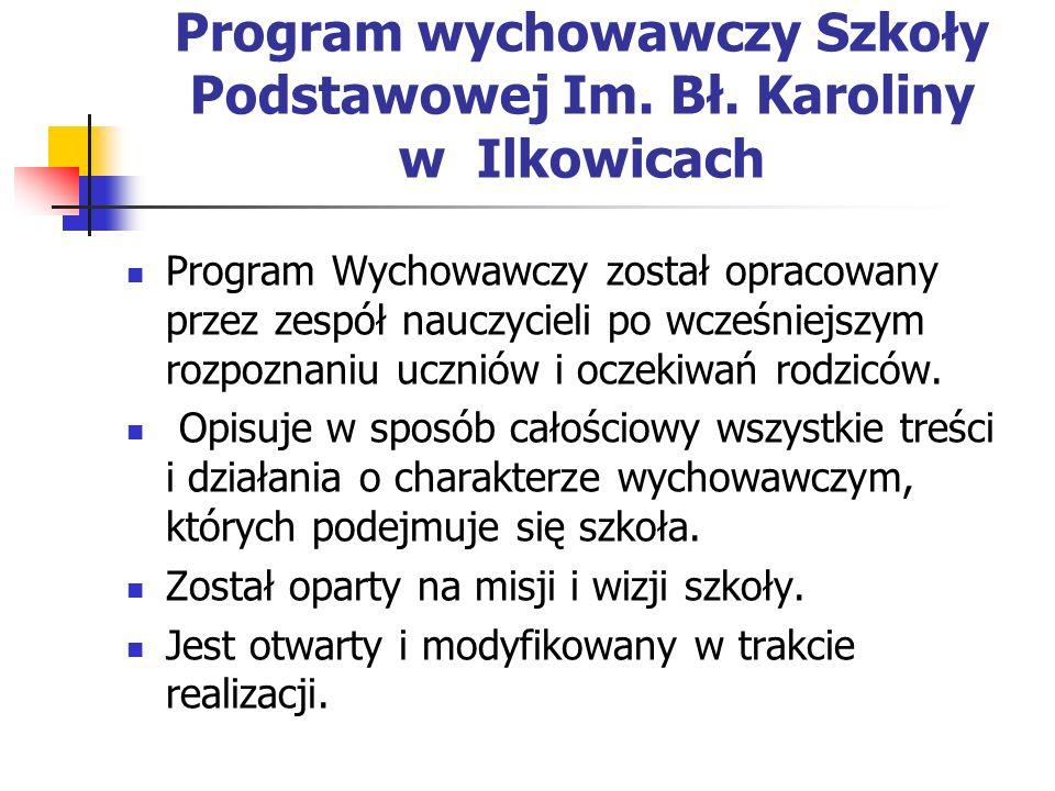 POWINNOŚCI WYCHOWAWCÓW KLASOWYCH cd.6.Dbanie o rozwój samorządności w klasie.