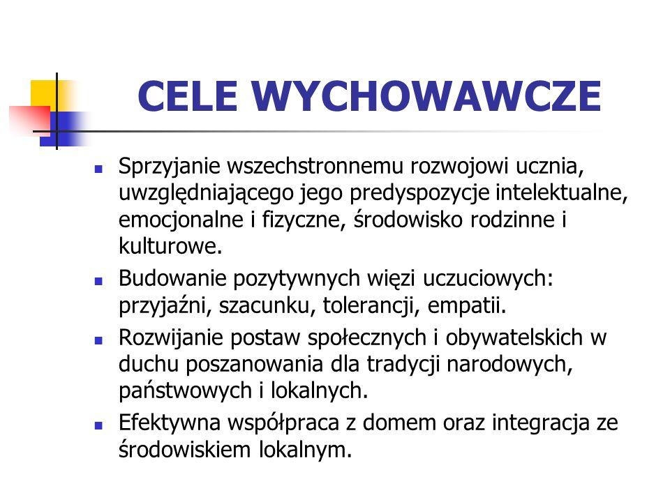 CELE WYCHOWAWCZE CD.