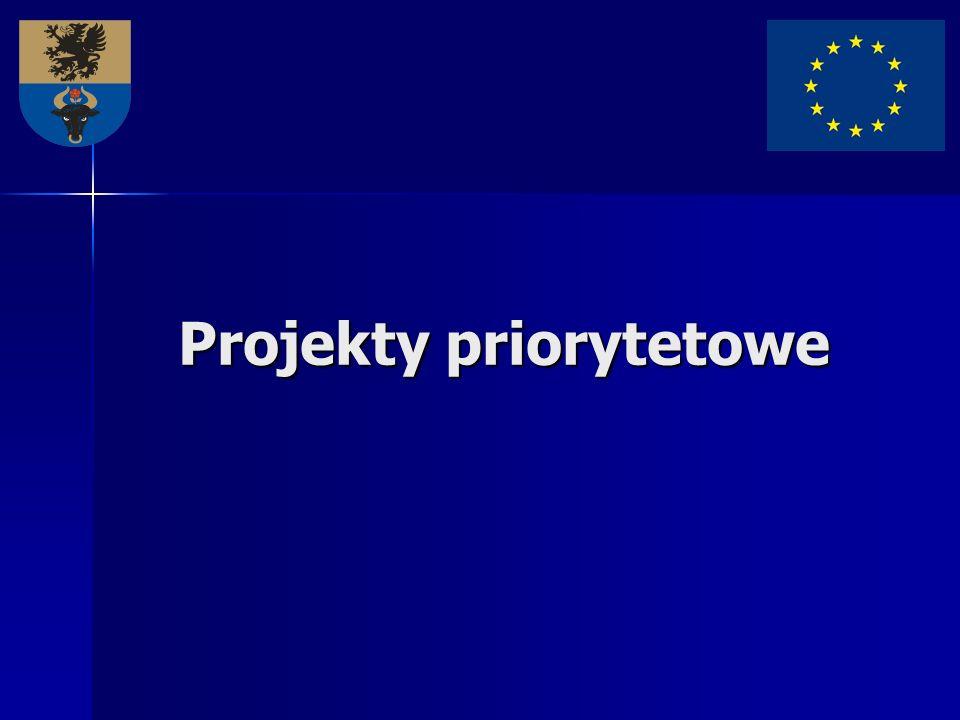1.Poprawa dostępności komunikacyjnej strefy przemysłowej w Chojnicach poprzez budowę i rozbudowę ul.
