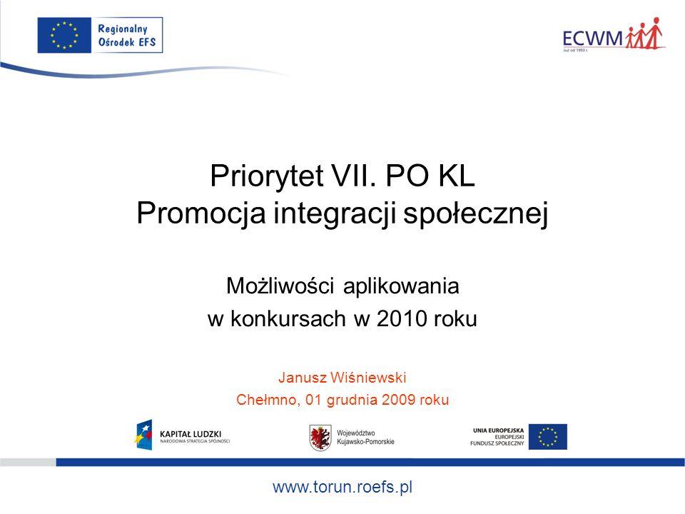 www.torun.roefs.pl Priorytet VII.