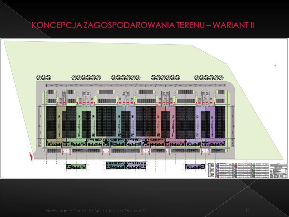 Martis Logistic Center, 91-341 Łódź, ulica Brukowa 21 15
