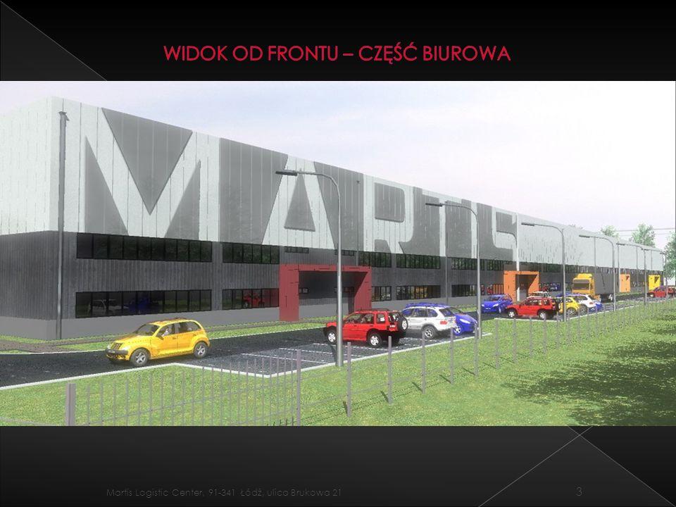 Martis Logistic Center, 91-341 Łódź, ulica Brukowa 21 3