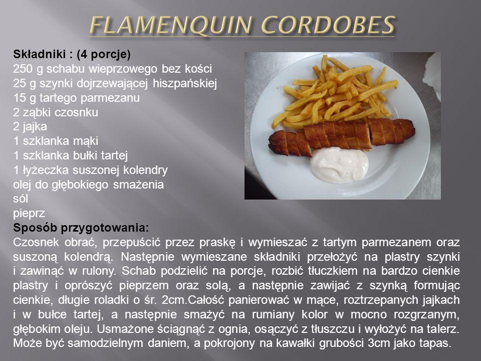 Składniki: (4-6 porcji) 2 szt. bakłażana olej lub oliwa (do smażenia w głębokim tłuszczu) 2 jajka 20 dag mąki woda gazowana lub piwo (do konsystencji