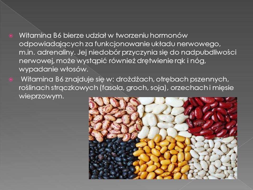 Witamina C zwiększa odporność naszego organizmu.