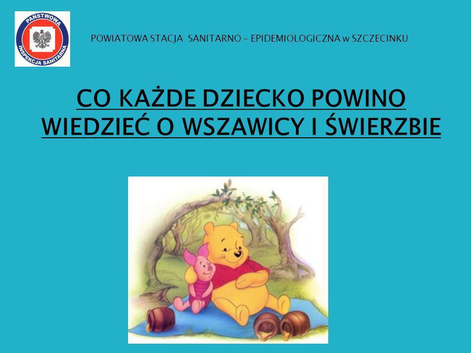 Prezentacje sporządził Pion Oświaty Zdrowotnej i Promocji Zdrowia: Danuta Kubicka i Mariusz Kujawa POWIATOWA STACJA SANITARNO – EPIDEMIOLOGICZNA w SZCZECINKU