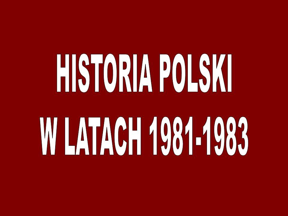 To organ administrujący Polską w czasie stanu wojennego.
