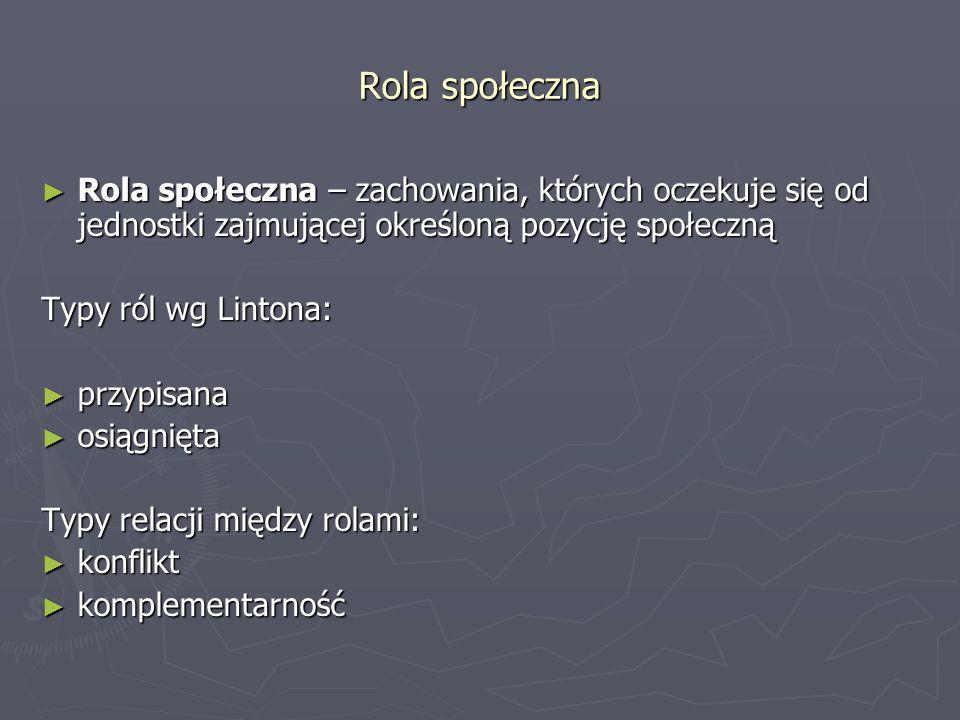 Źródła oddziaływania grupy na jednostkę (Zimbardo): 1) Współuczestnictwo 2) Publiczne zaangażowanie 3) Poparcie społeczne 4) Standardy normatywne