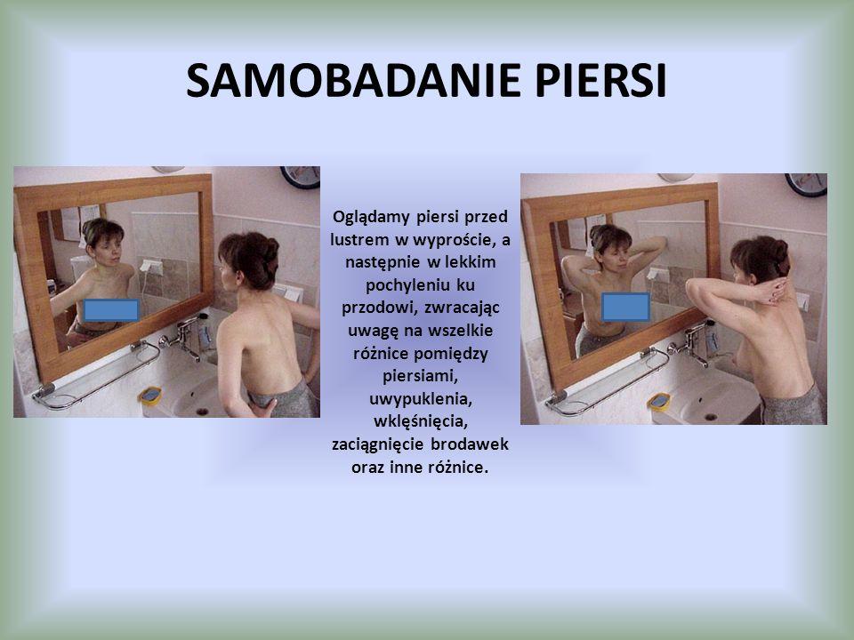 Zdjęcia mammograficzne - zmiany łagodne i złośliwe