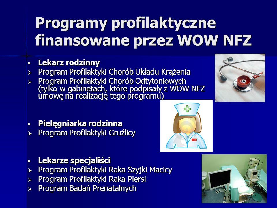 Program profilaktyki chorób układu krążenia Choroby układu krążenia są główną przyczyną zgonów w Polsce i na świecie.