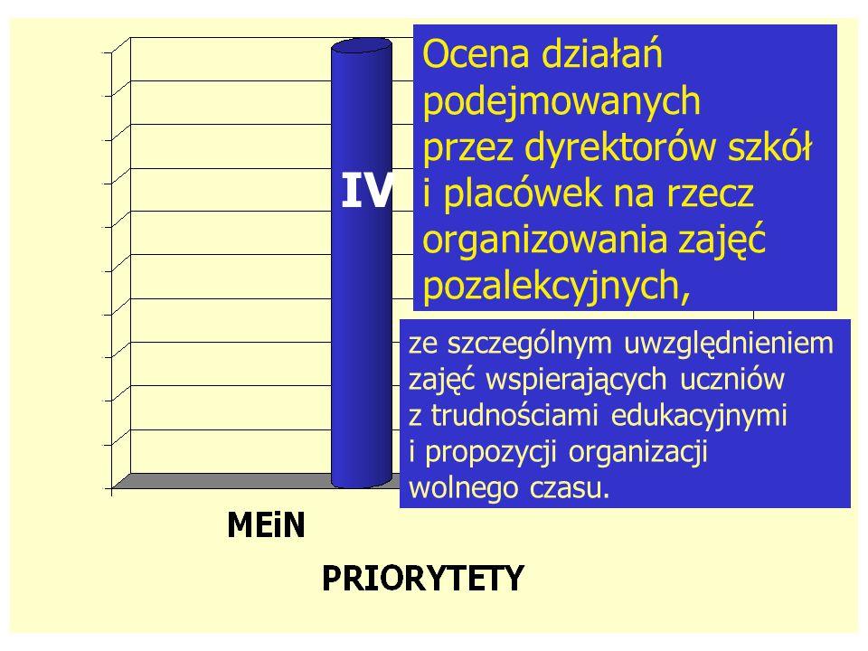 III Organizacja i realizacja kształcenia dzieci i młodzieży należących do mniejszości narodowych lub grup etnicznych