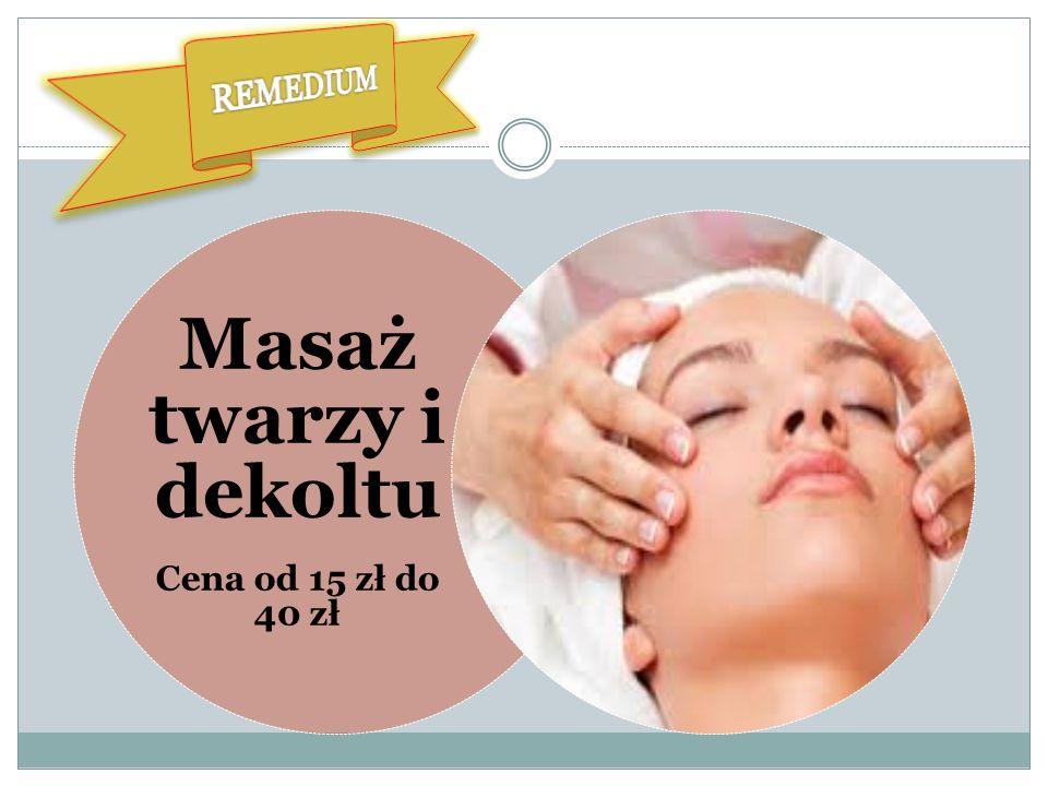 Masaż wyszczuplająco- ujędrniający i antycellulitowy Odpowiednio dobrane techniki masażu mogą powodować efekt wyszczuplająco modelujący sylwetkę. Ten
