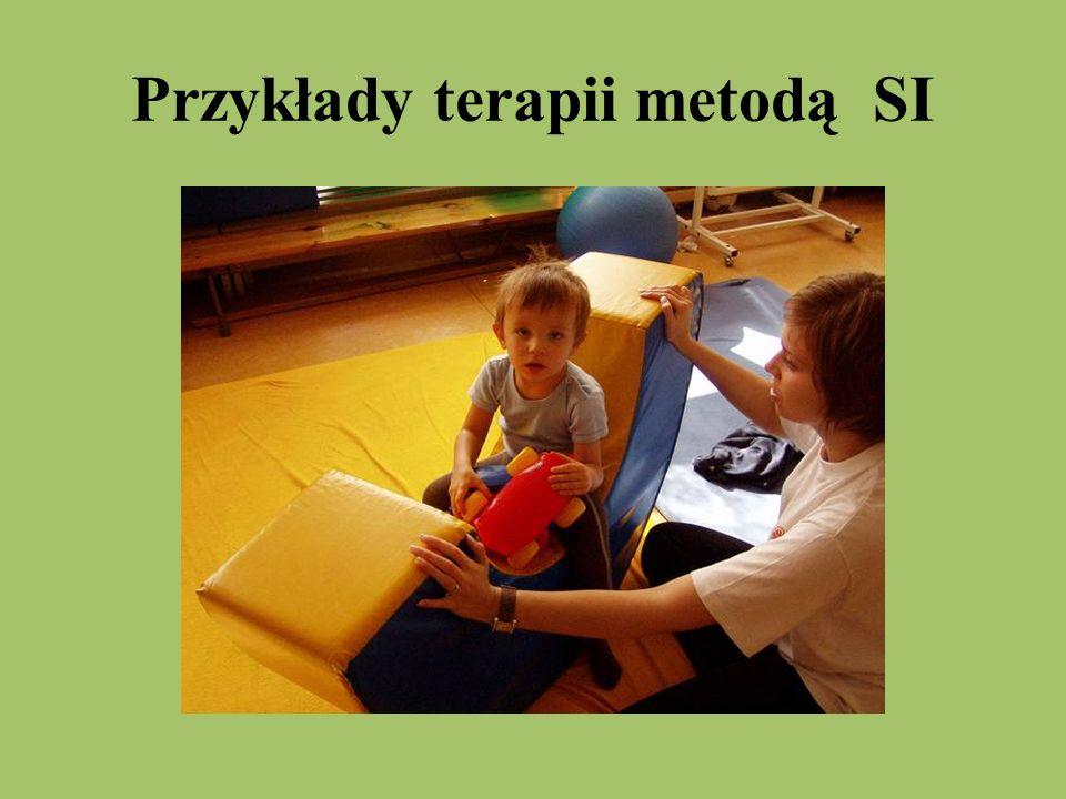 Przykłady terapii metodą SI