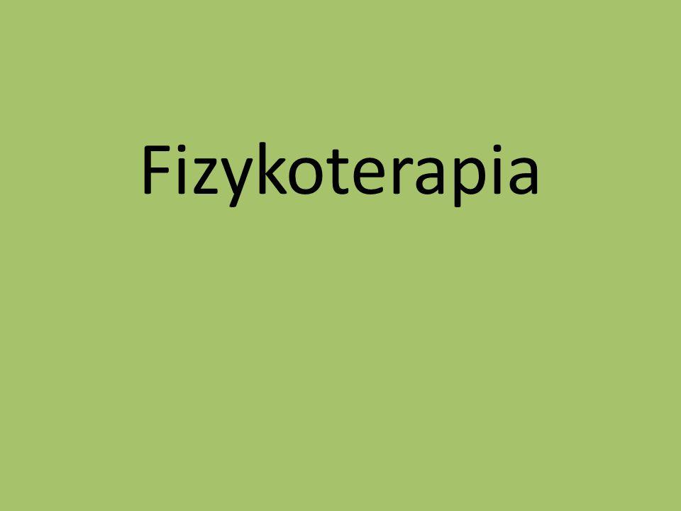 Fizykoterapia