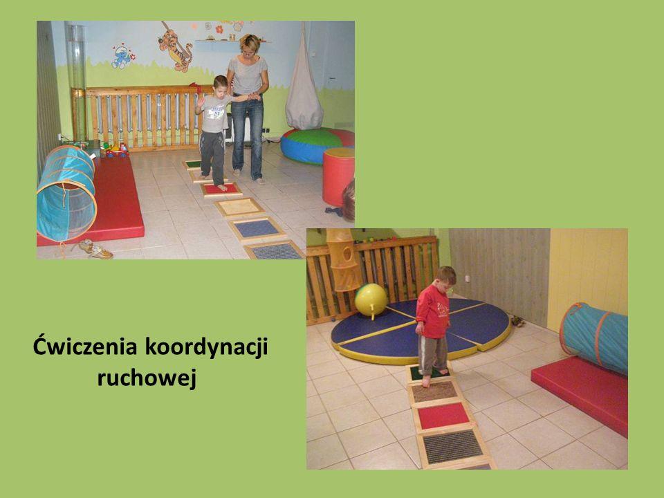 Ćwiczenia koordynacji ruchowej