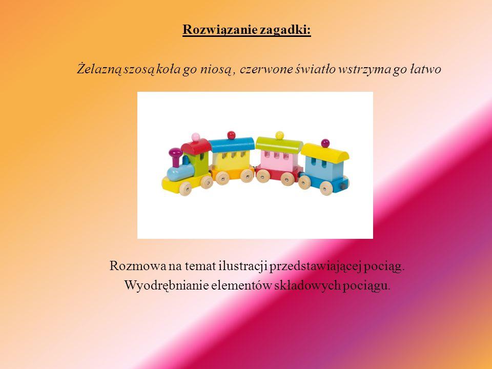 Relaksacja Słuchowisko lokomotywa Juliana Tuwima